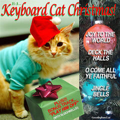 It's A Keyboard Cat Christmas!