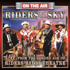 Live From the Golden Age of Riders Radio theater