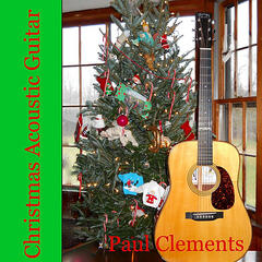 Christmas Acoustic Guitar