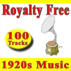 Royalty Free 1920s Music, Vol. 1 Special Edition  (100 Tracks)