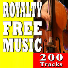 Royalty Free Music (200 Tracks)