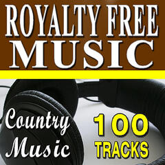 Royalty Free Country Music (100 Tracks)