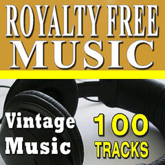 Royalty Free Vintage Music (100 Tracks)