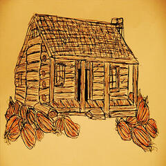 The Pumpkin Patch Cabin EP