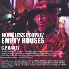 Homeless People/Empty Houses