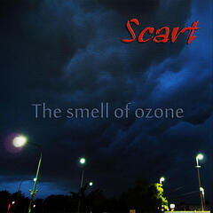 The smell of ozone