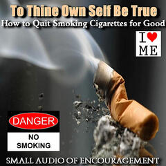 How to Quit Smoking Cigarettes for Good (Small Audio of Encouragement)