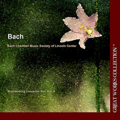 Bach Brandenburg Concertos Nos. 4, 5, 6; The Great Works Collection