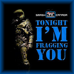 Tonight I'm Fragging you (Parody)