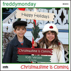 Christmastime Is Coming (feat. Michael & Julia) [Kids Version]