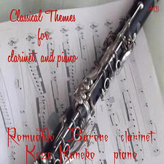 Classical  Themes for Clarinet  and Piano