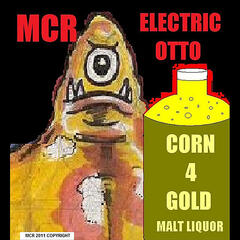 Corn 4 Gold Malt Liquor