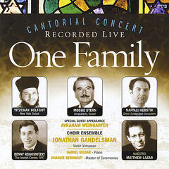 One Family - Cantorial Concert
