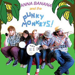 Anna Banana and the Punky Monkeys