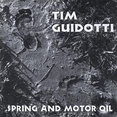 Spring and Motor Oil
