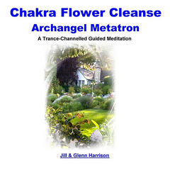 A Chakra Flower Cleanse Meditation - Archangel Metatron Guided Meditation