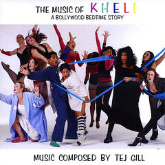 The Music of Khel! a Bollywood Bedtime Story