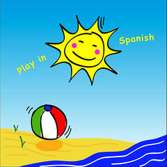 Play in Spanish