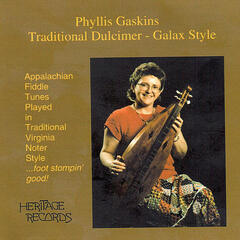 Traditional Dulcimer - Galax Style
