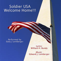 Soldier Usa Welcome Home