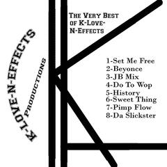 The Very Best of K-Love-N-Effects