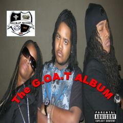 The G.O.A.T Album (Rollinup Records Presents...)