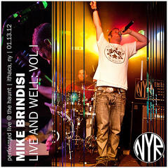 Mike Brindisi Live & Well, Vol. 1