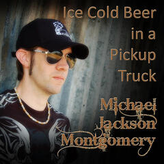 Ice Cold Beer in a Pickup Truck