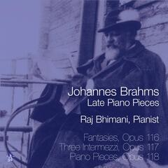 Johannes Brahms: Late Piano Pieces