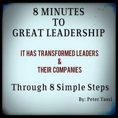 8 Minutes to Great Leadership