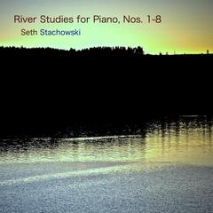 River Studies for Piano, Nos. 1-8