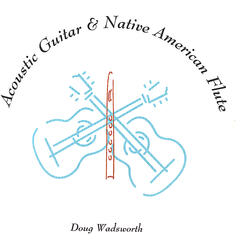 Acoustic Guitar & Native American Flute