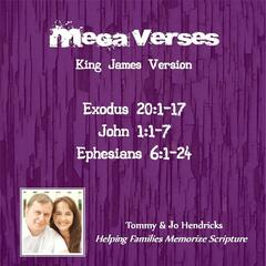 Mega Verses (King James Version)