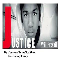 Justice Will Prevail (Dedication to Trayvon Martin) [feat. Lemo]