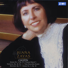 Juana Zayas Plays Chopin