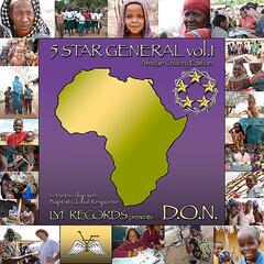 5 Star General, Vol. 1 (African Charity Edition)