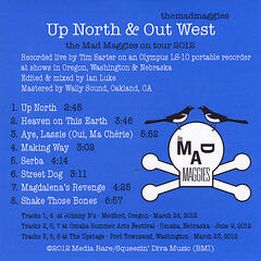 Up North & Out West (Live)