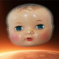 Baby Heads from Mars