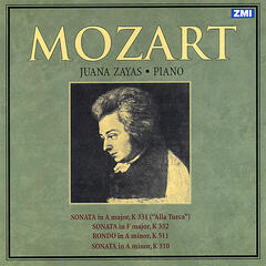 Juana Zayas Plays Mozart