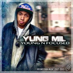 Young N Focused - EP
