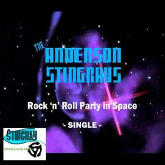 Rock 'n' Roll Party in Space - Single