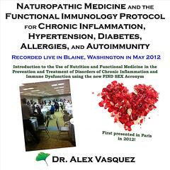 Naturopathic Medicine and the Functional Immunology Protocol for Chronic Inflammation, Hypertension, Diabetes, Allergies, and Autoimmunity (Live)