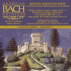 Bach Cantata Series, Vol. 5: Cantatas from Mühlhausen & Weimar