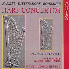 Handel and others / Harp Concertos