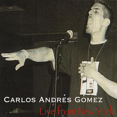 Carlos Andrés Gómez: Live from New York