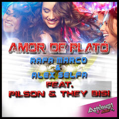 Amor de Plató (feat. Pilson & They Bisi) - Single