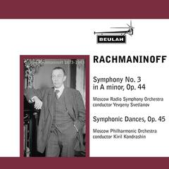 Rachmaninoff: Symphony No. 3 & Symphonic Dances