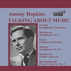 Antony Hopkins Talking About Music