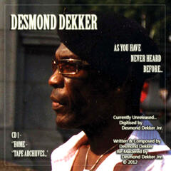 Desmond Dekker- As You Have Never Heard Before- CD1