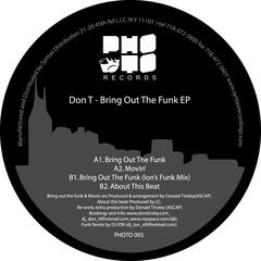 Bring Out The Funk EP
